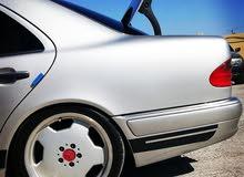 مرسيدس E500 AMG 97 نظيف جدا للبيع او المبادله