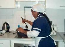 عاملات منزليات من المغرب