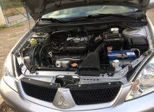 ميتسوبيشي لانسر2011 بحال الوكالة محرك 1600cc
