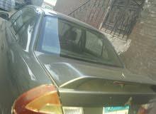 سياره للبيع ميتسوبيشي ﻻنسر 99 كاملة مناولى أربع أبواب كهرباء جنوط سبور