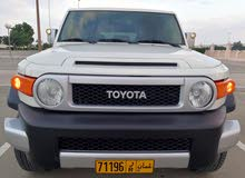 White Toyota FJ Cruiser 2012 for sale