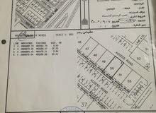 بيع ارض تجاري سكني