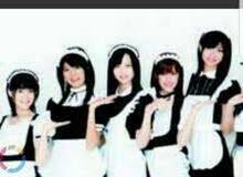 يوجد خادمات للتنازل من جميع الجنسيات 0531347363
