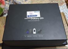 جلاكسي S9 plus مستعمل شهر فقط فل باكيج