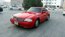 1992 Mercedes SL500 Low mileage full options