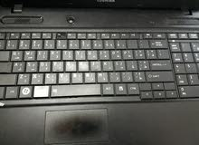 Toshiba Laptop available for Sale in Taif
