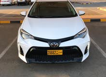 2018 Used Corolla with Automatic transmission is available for sale