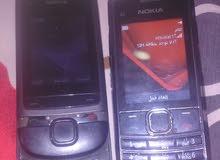 تلفنان نوكيا واحد x2 واحد c2