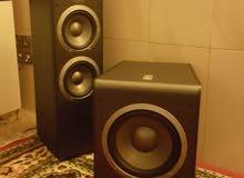 سماعات احترافية JBL الامريكية  ES90 - ES25c