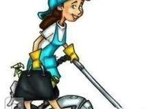 نوفر عاملات نظافة ورعاية مسنين ومربيات الاطفال