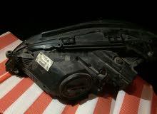 ليت أمامي يسار، مرسيدس E350 2014