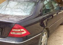 140,000 - 149,999 km Mercedes Benz C 200 2003 for sale