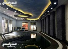 excellent finishing palace for sale in Amman city - Airport Road - Manaseer Gs
