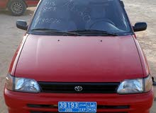100,000 - 109,999 km Toyota Starlet 1996 for sale