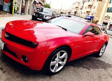 Red Chevrolet Camaro 2010 for sale