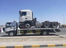 نقل كافت السيارات والشاحنات والمعدات الخفيفه والثقيله