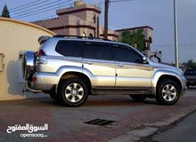 Toyota Prado 2004 For sale - Silver color