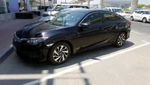 Honda Civic 2017 in great condition