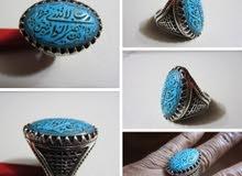 خاتم فيروز سينائي اصلي