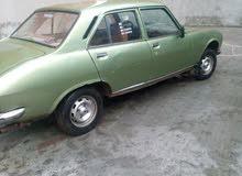 ( سياره بجو 504 ممتازه1977مرور الجيزه)