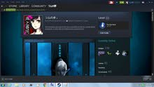 Steam Account Level 101 with 81 games and 5k dota rank