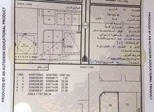 ارض للبيع 612م ولاية محوت