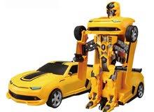 السيارة المتحولة لروبوت