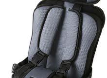 كرسي سيارة قماش مبطن متعدد الأغراض يركب على السيارة أو الكراسي العادية