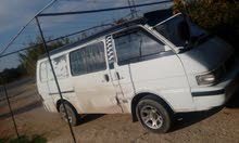 White Kia Besta 1996 for sale
