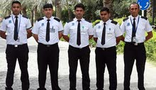 Security Guard Services NaS Security Services L.L.C