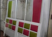 غرف نوم جديدة جاهز وحسب الطلب رقم الموبايل 03963519