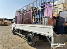 داينة 3طن توصيلات بضائع متوفره على 24 ساعه