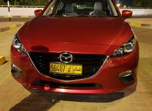 Mazda 3 2015 For sale - Red color