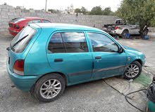 Green Toyota Starlet 1999 for sale