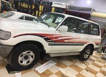 Manual Toyota 1997 for sale - Used - Abu Arish city