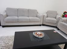 Seven Seater Sofa and Carpet