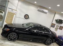 Black Mercedes Benz C 300 2019 for sale