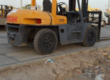 A Forklifts is available for sale in Al Riyadh