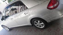 Gasoline Fuel/Power   Nissan Tiida 2008