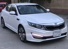For sale Kia Optima car in Baghdad