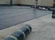 عوازل المحمدي بااستخدم مواد ومعدات حديثه