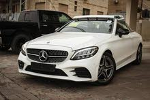 Mercedes C200 2019 Convertible بحال الجديد