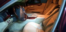 Lexus LS 2008 For sale - Maroon color