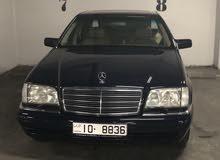 مرسيدس شبح S 280 موديل 1995