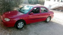 Kia Sephia 1999 For sale - Red color