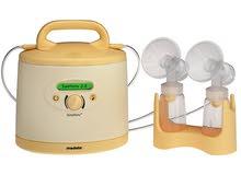 يتوفر جهاز ميديلا سيمفوني لشفط الحليب للايجار