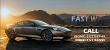 مطلوب سيارات جميع الانواع موديلات تبدأ من 2013 للتعاقد السنوي