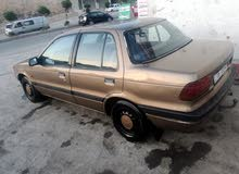 Mitsubishi Lancer car for sale 1989 in Zarqa city