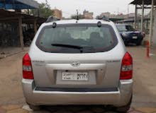 Hyundai Tucson made in 2008 for sale
