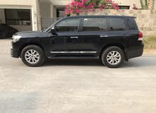 Urgent Sale - Landcruiser 2018 Black/Black